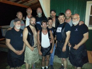 DLF Brothers at Roseland Camp 2012